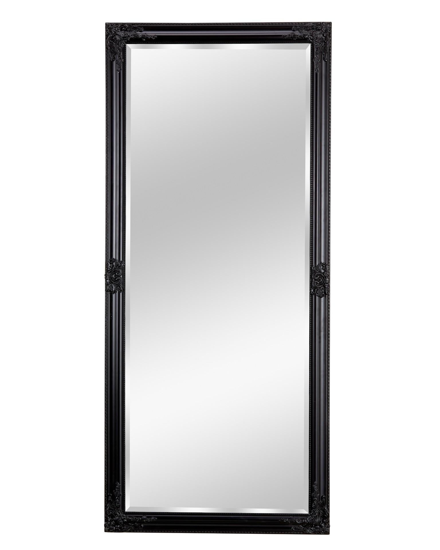 Spiegel Kopenhagen (72x162, schwarz)