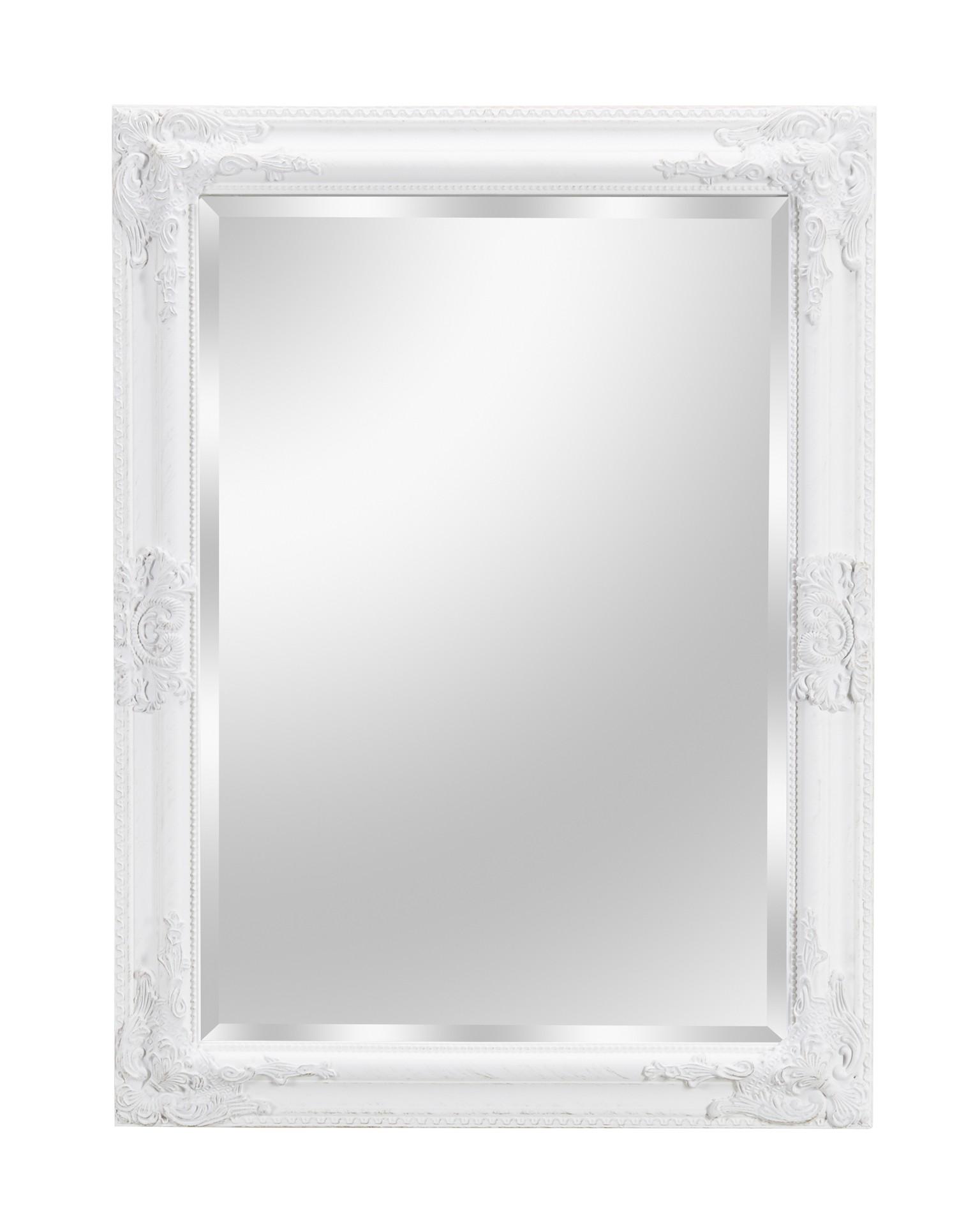 Spiegel Kopenhagen (60x80, weiß)
