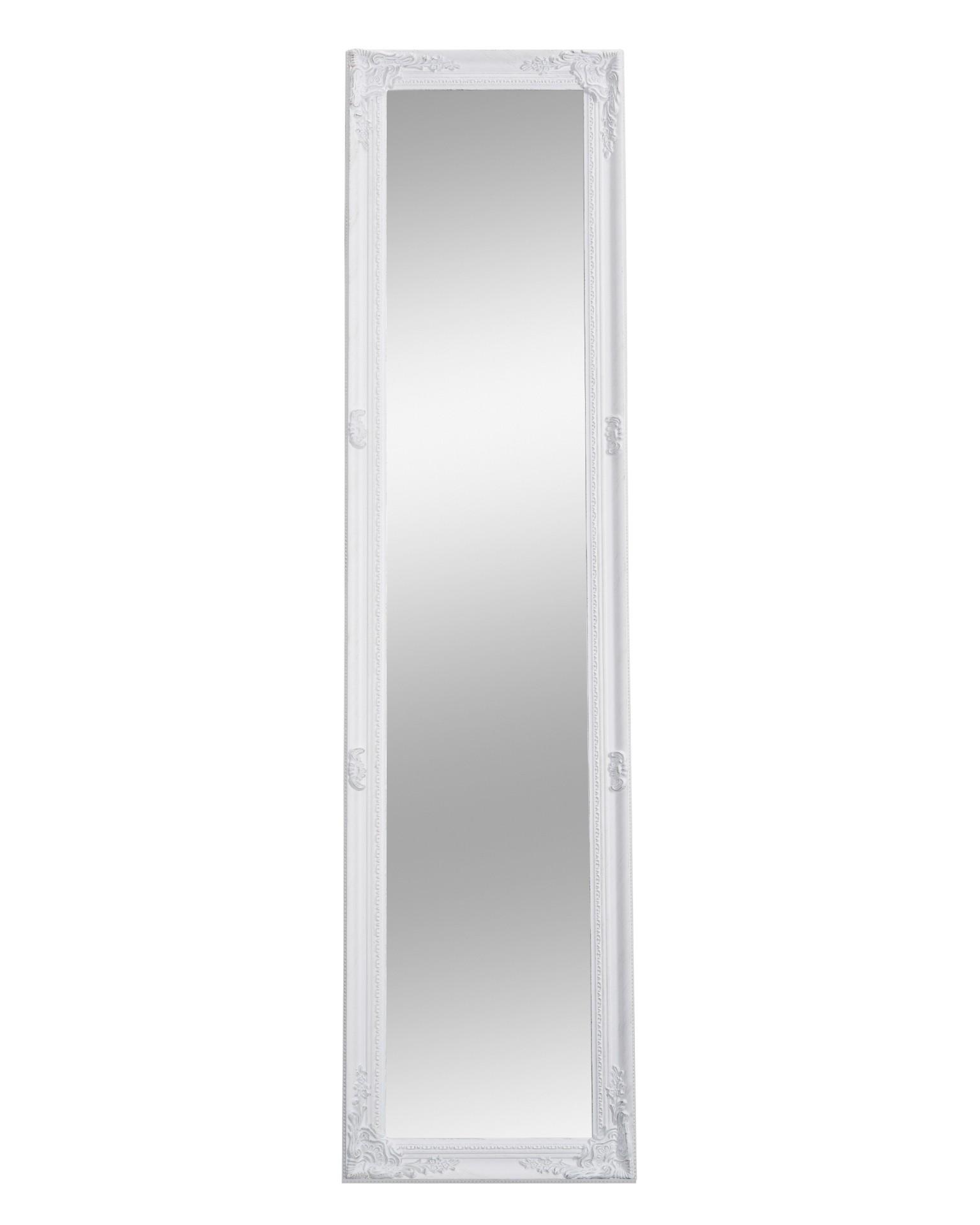 Standspiegel Vrangstrup (40x160, weiß)