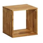 Regal Cube (1er, Eiche, geölt)