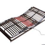 BeCo Exquisit 2000 7-Zonen-Motorrahmen (90x200, verstellbar)