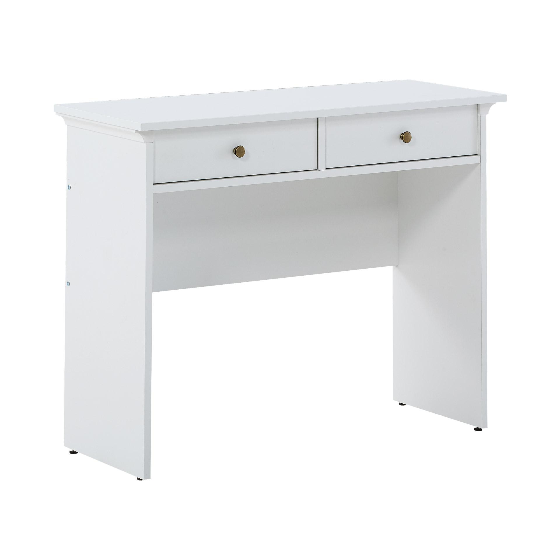 Schreibtisch Pariso (80,8x102, weiß)