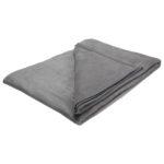 Schlafdecke Cotton Home Thermosoft (150x200, grau)