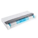 SCHLARAFFIA® GELTEX® Deluxe 7-Zonen-Taschenfederkernmatratze (90x190, H2)