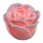 LED-Rose (batteriebetrieben, Farbwechsler)