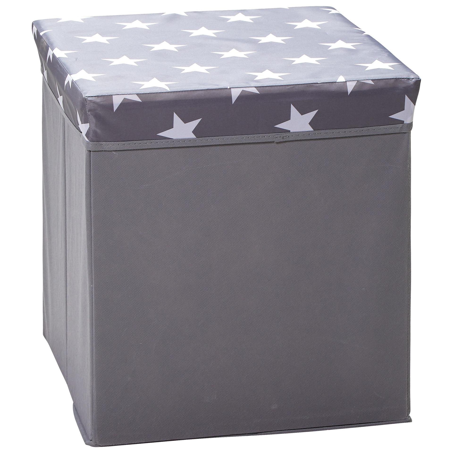 Sitzbox mit Sternen