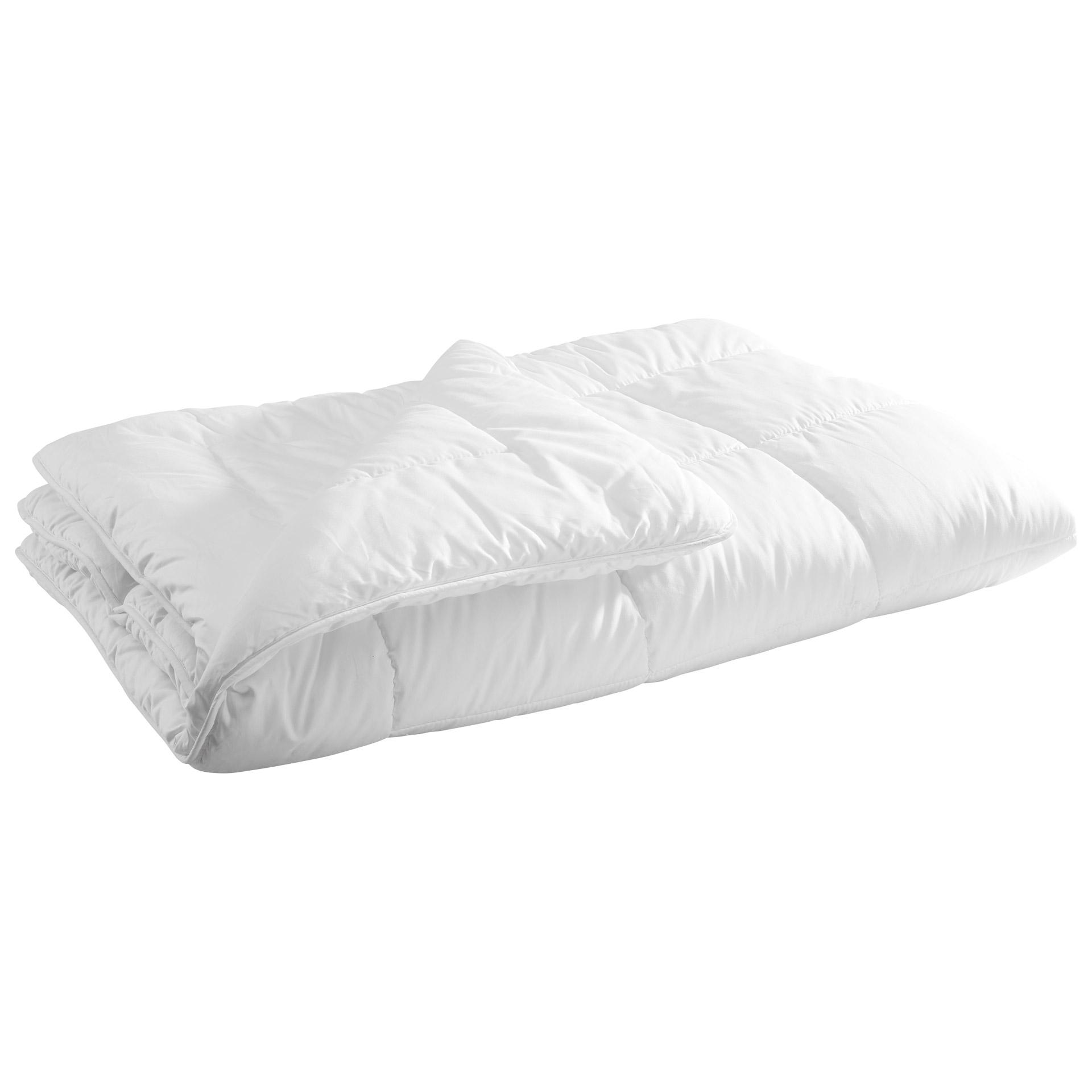 KRONBORG® 4-Jahreszeiten-Steppbett Edition (135x200, weiß)