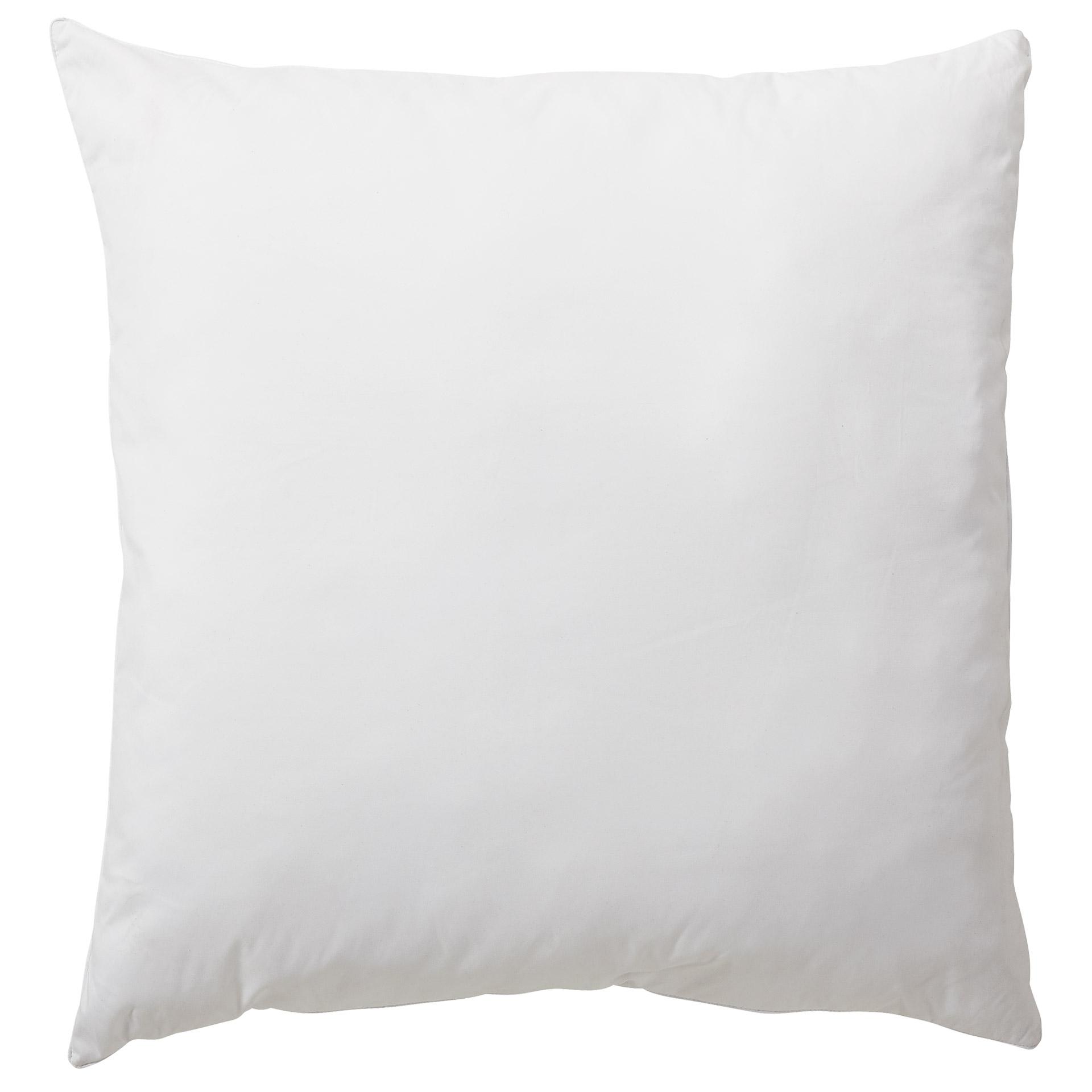 Kopfkissen KRONBORG® Edition (80x80, weiß)