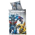 Kinderbettwäsche Transformers (135x200)