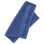 Waschlappen KRONBORG® Classic Line (30x30, blau)