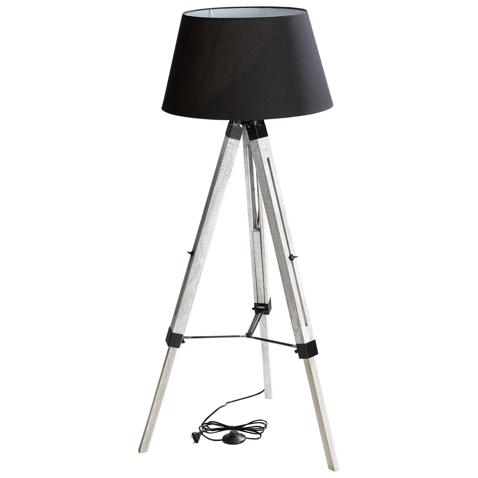 Stehlampe (Ø 46, dreibeinig)