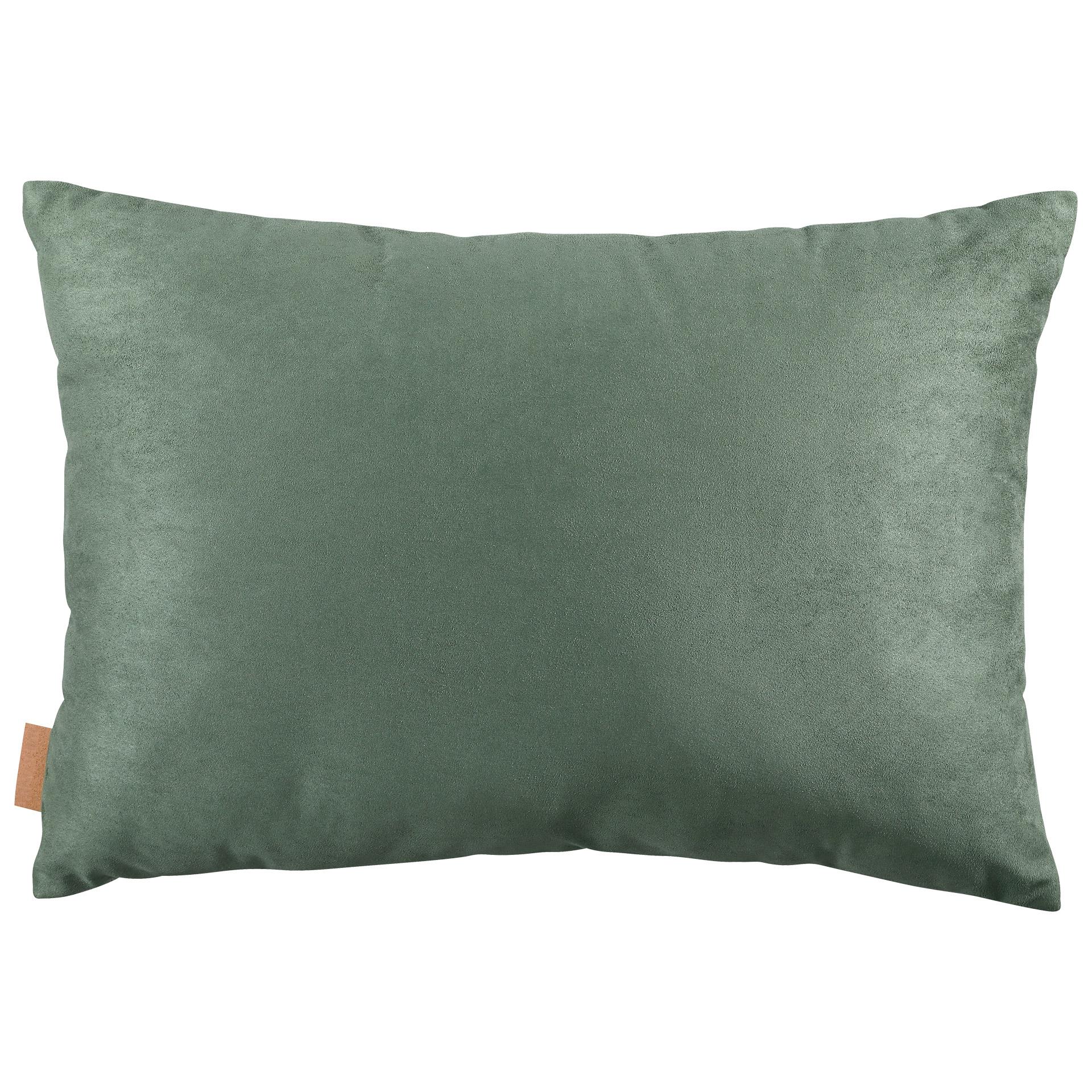 Zierkissen Melange (35x50, grün)