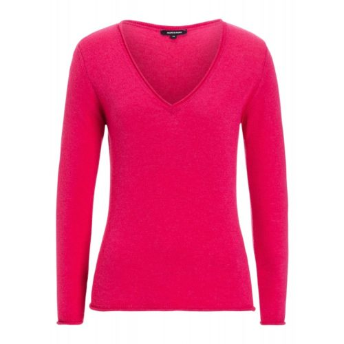 Lambswool-Pullover, pink