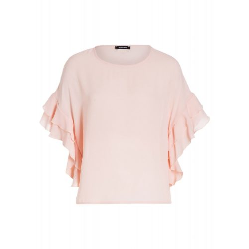 Fashionbluse, peach