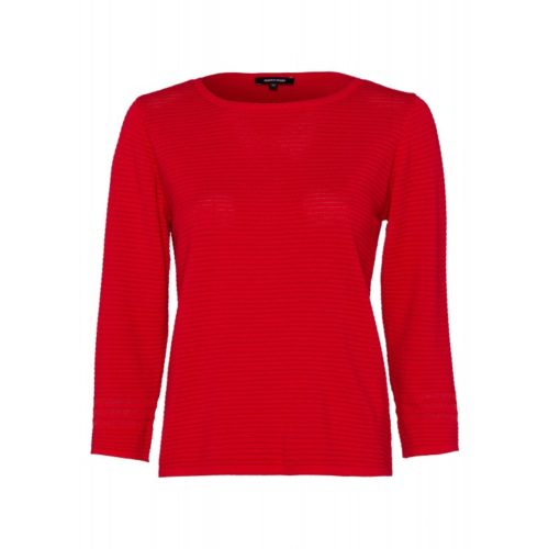 Pullover, rot