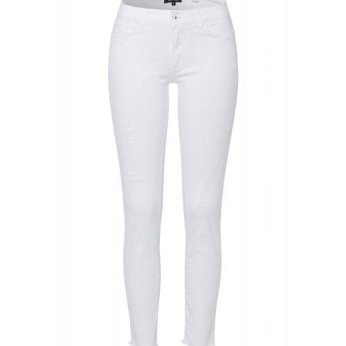 weiße Jeans, Hazel