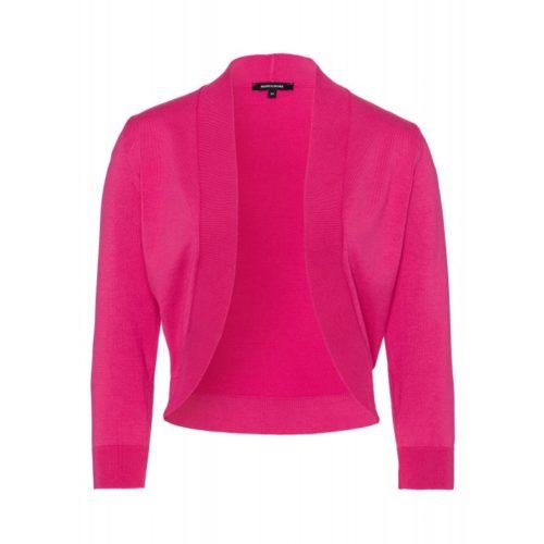 Strick Bolero, pink