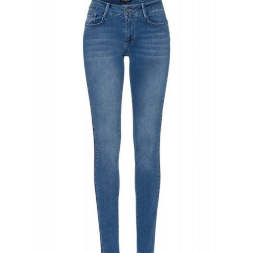 Jeans mit Seitenstreifen