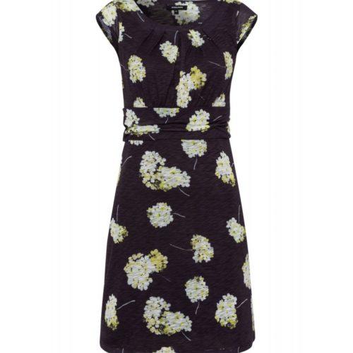 Jerseykleid, Flowerprint