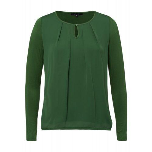 Blusenshirt, grün