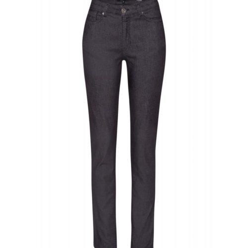 graue Jeans, Hazel