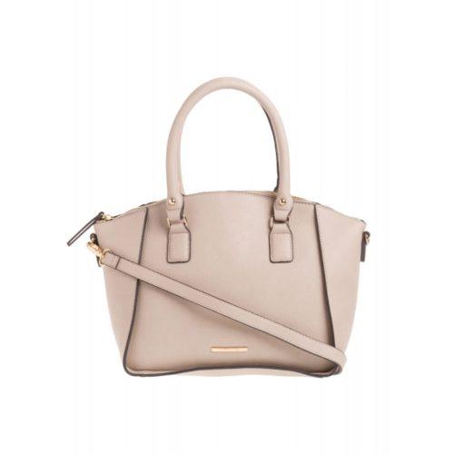 Handtasche, beige