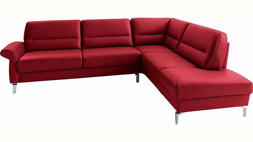 ADA premium Polsterecke »Rossano« mit Airogel®-Technologie, wahlweise mit Sitzvorzug