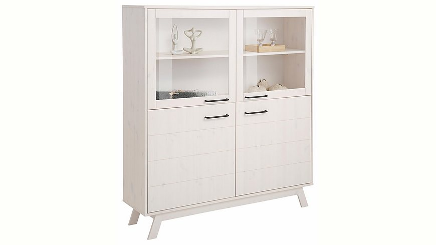 Home affaire Highboard »New Nordic«, Breite 130 cm