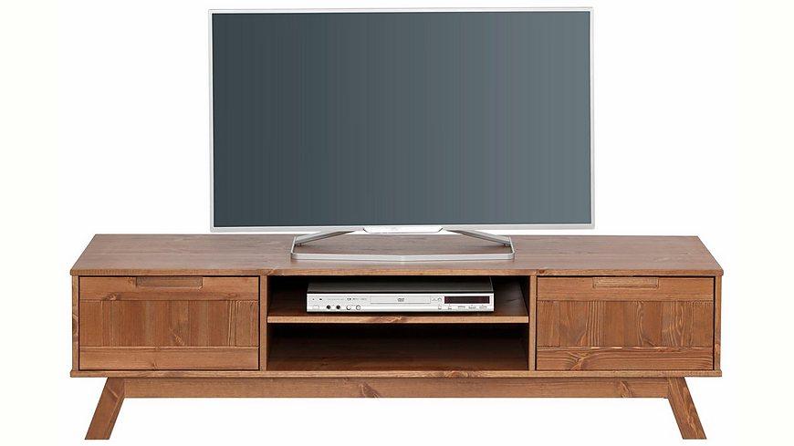Home affaire Lowboard »Ohio«, im traditionellem Design, mit vielen Stauraummöglichkeiten, Breite 150 cm