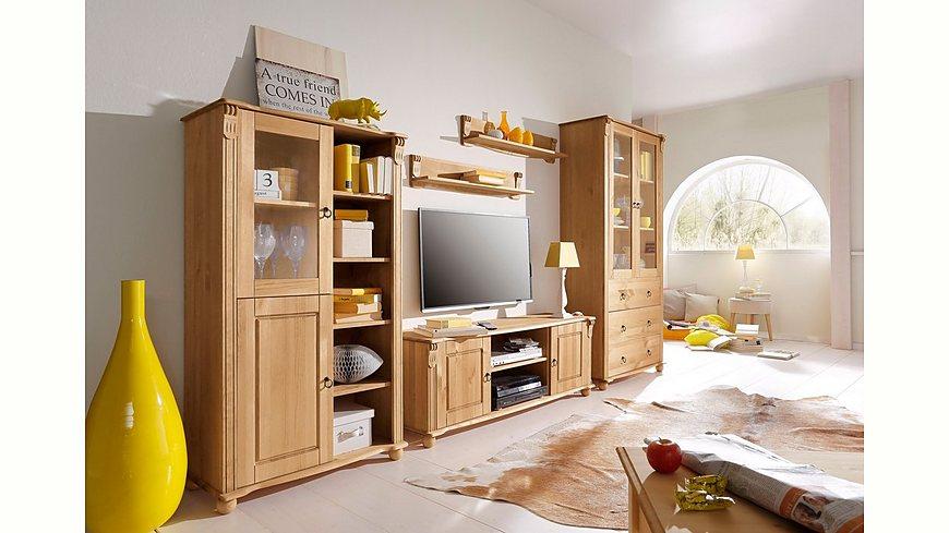 Home affaire Wohnwand »Ferrera« 6-teilig