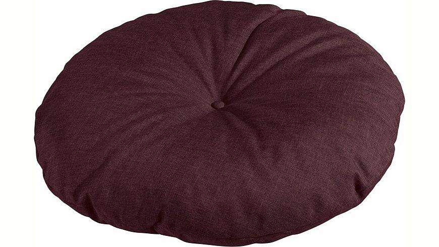 Max Winzer® Bodenkissen unifarben, in 2 Größen