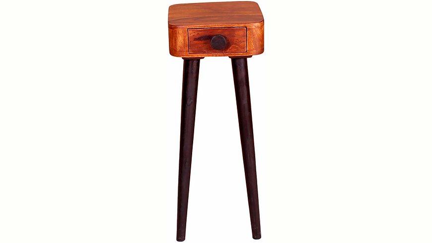 SIT Beistelltisch mit einer Schublade »Knob«, Breite 30 cm
