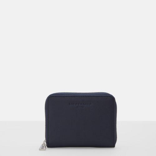 Liebeskind Berlin - Portemonnaie mit Reißverschluss, Blau