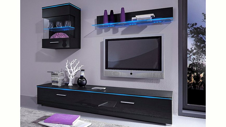 TV-Lowboard, Breite 120 cm oder 180 cm