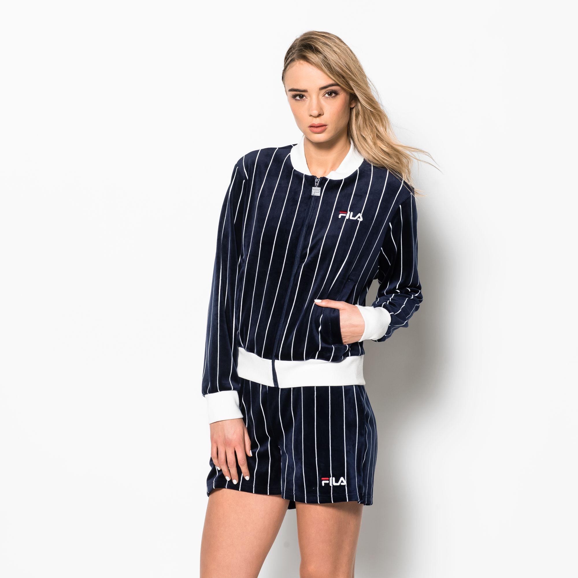 Alaska Pin Stripe Jacket