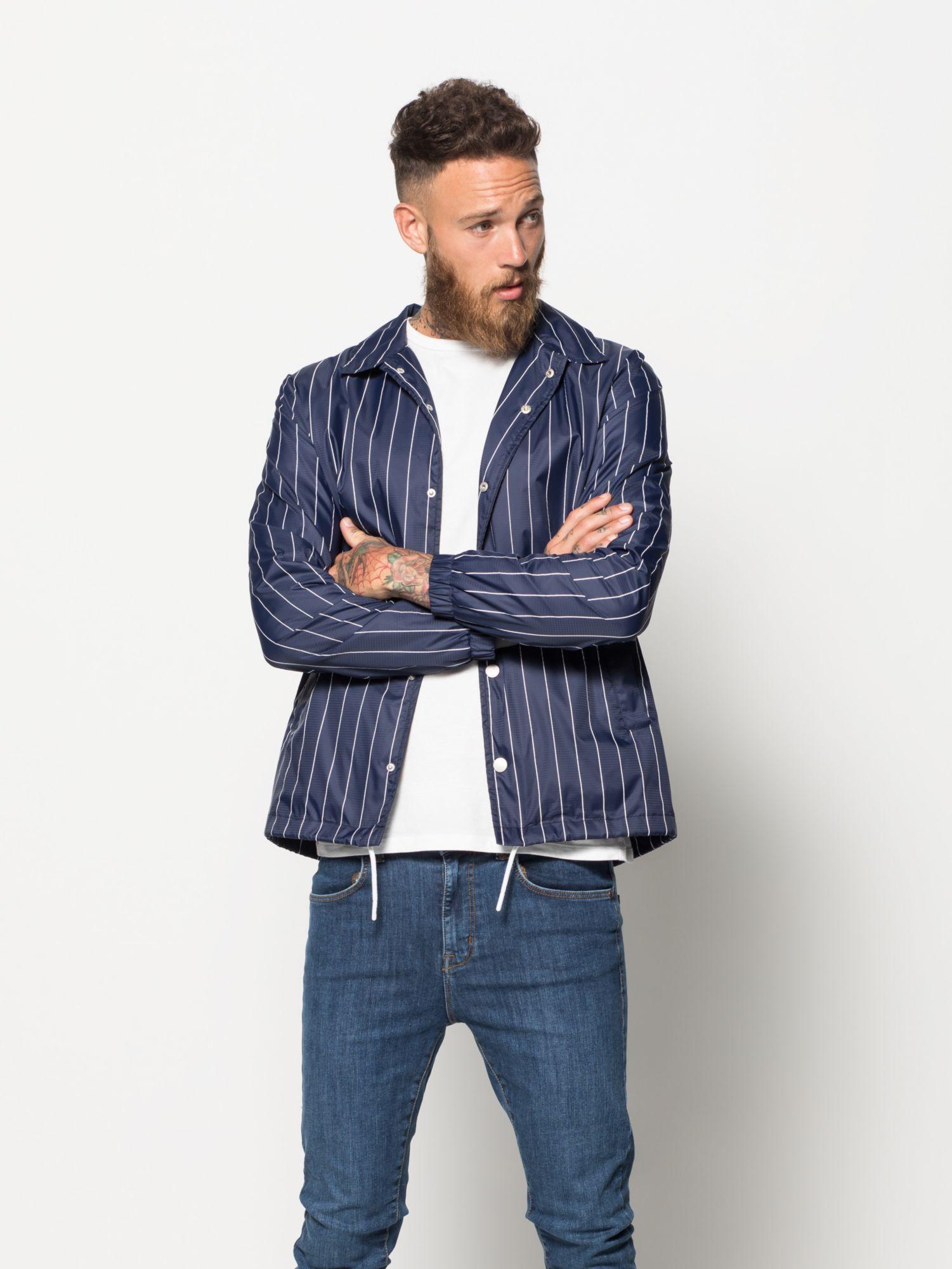 Austin Coach Style Jacket