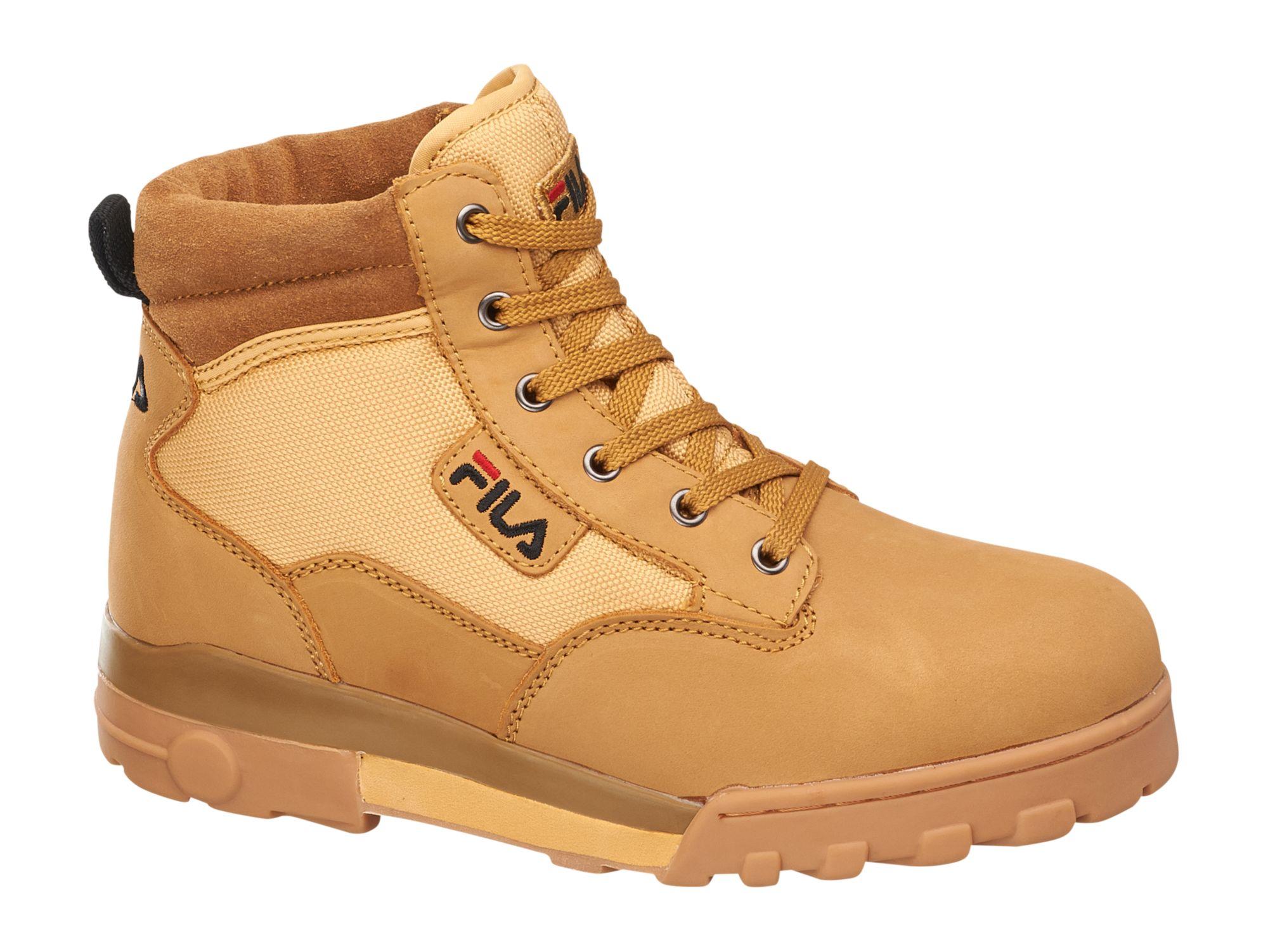 Boots Grunge Mid