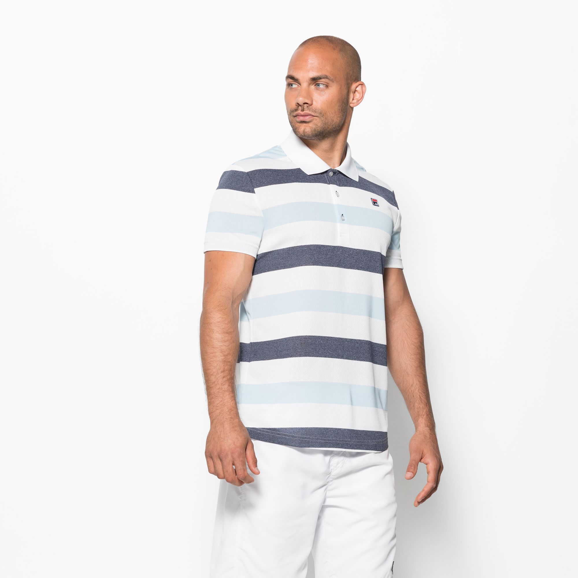 French Open Collection Polo Fabrice