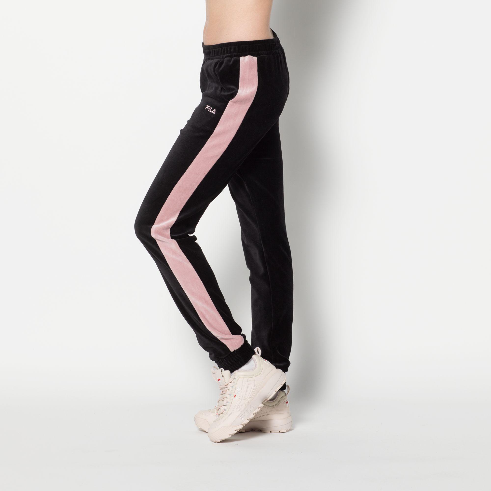 Lovis Track Pants Velvet