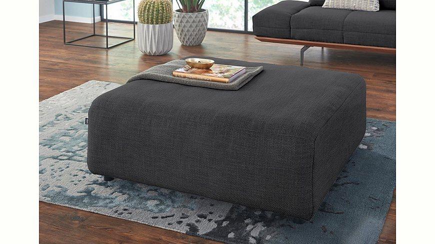 hülsta sofa Hocker »hs. 432« wahlweise in Stoff oder Leder