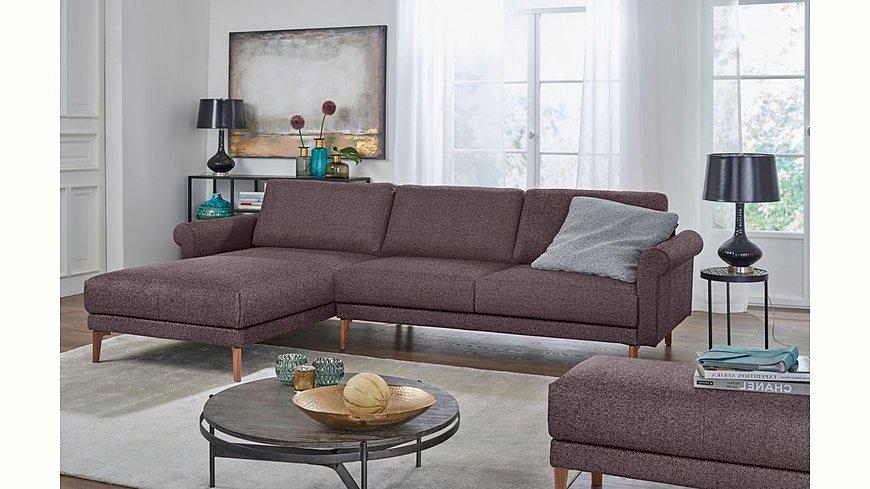 hülsta sofa Polsterecke »hs.450« im modernen Landhausstil, Breite 262 cm