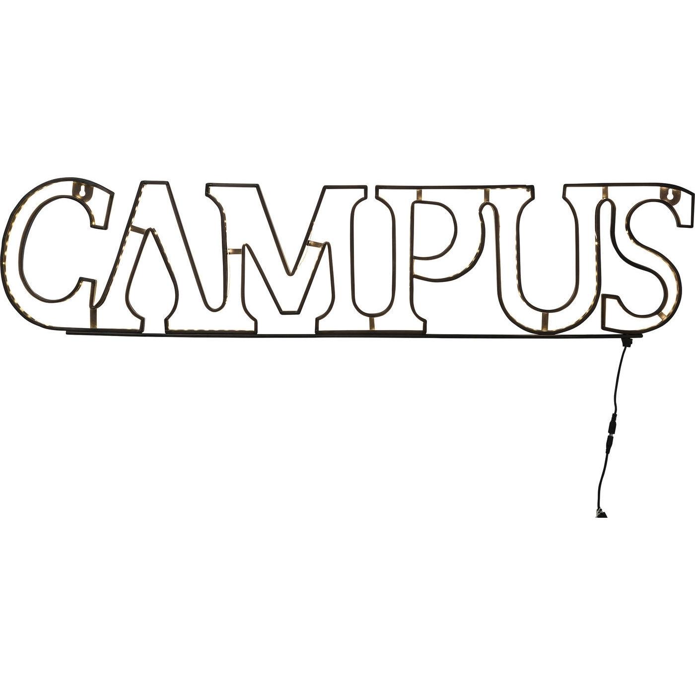 Leuchtobjekt Campus LED