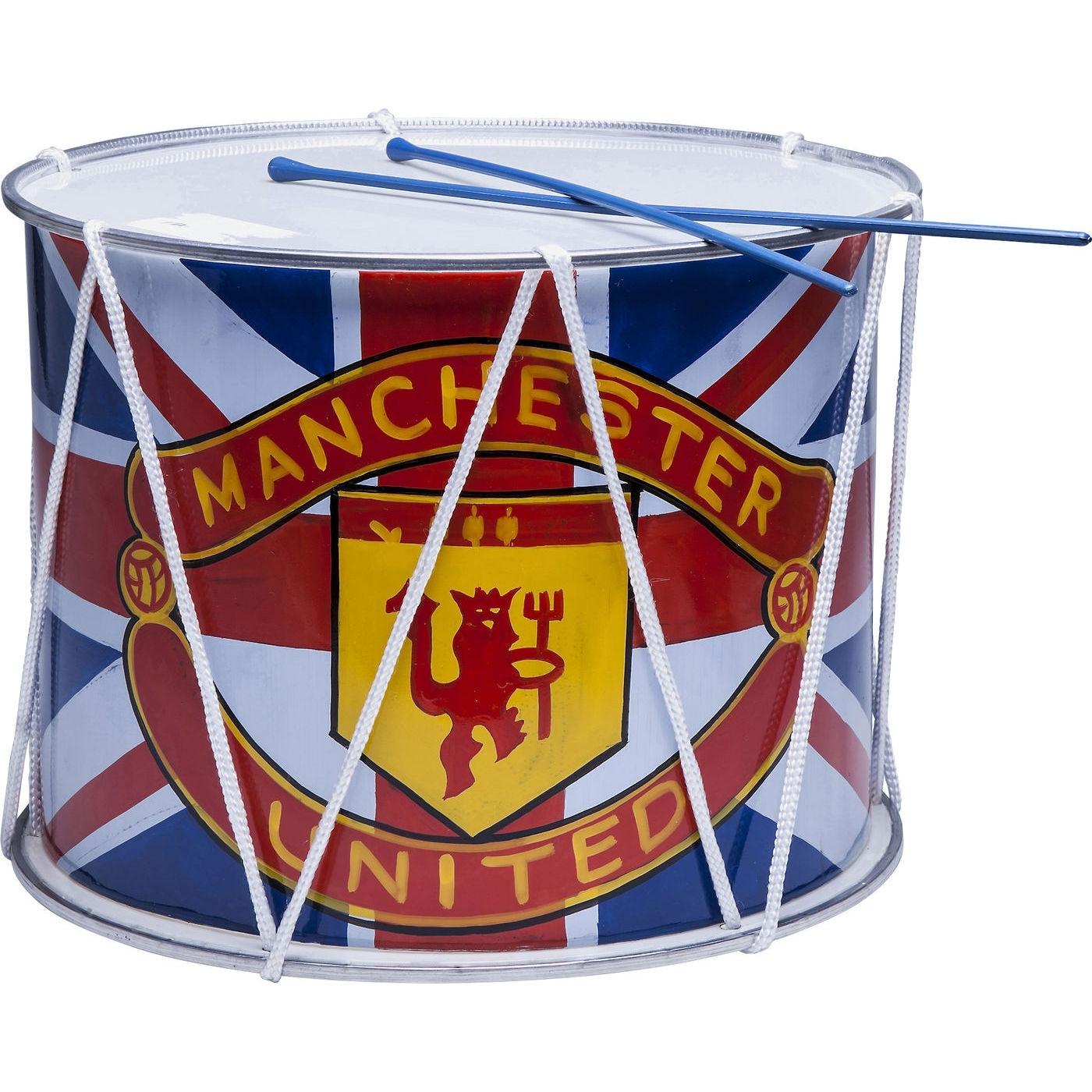 Deko Trommel Musica Manchester 35