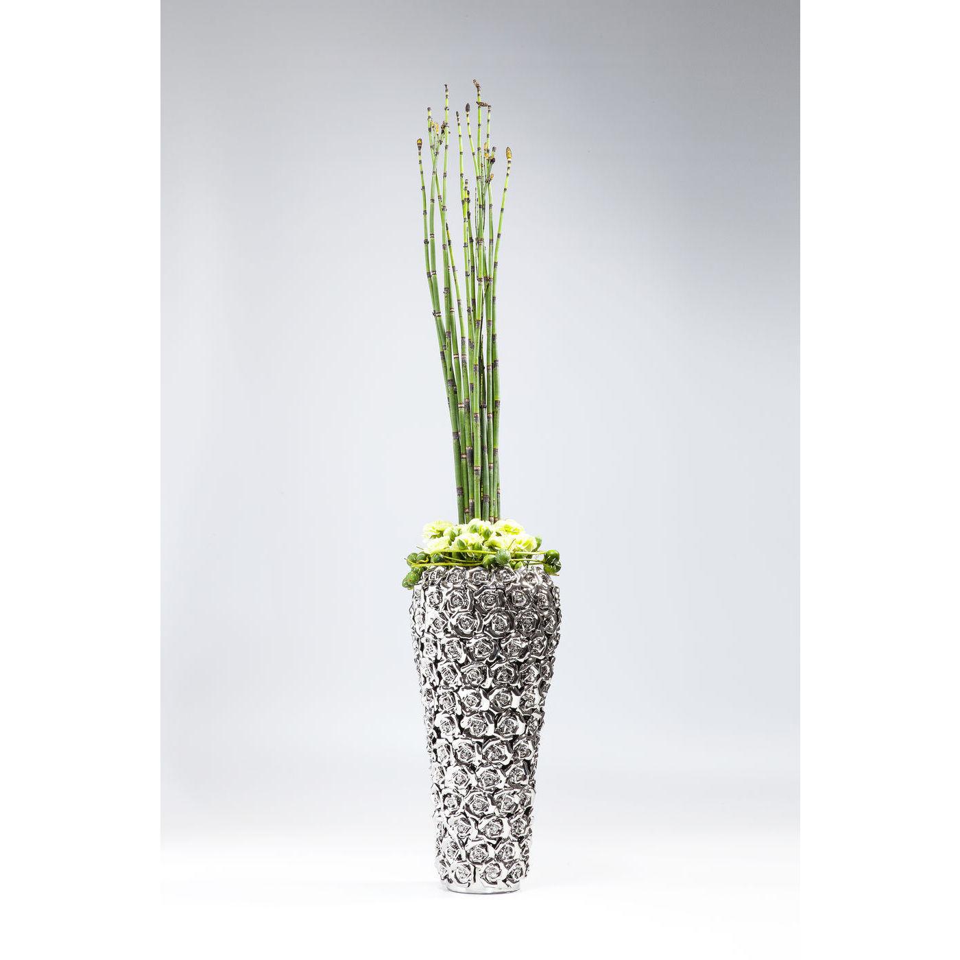 Vase Rose Multi Chrom Big