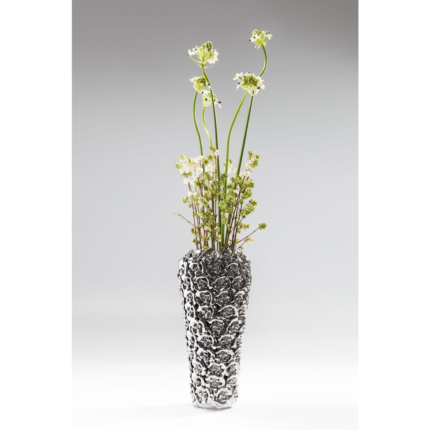 Vase Rose Multi Chrom Small