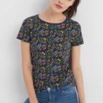 Allover-Print T-Shirt