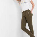 Premium Stretch Ankle Jeans