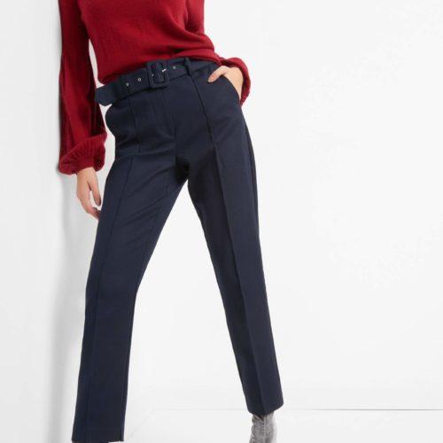 Elegante Hose mit hohem Bund