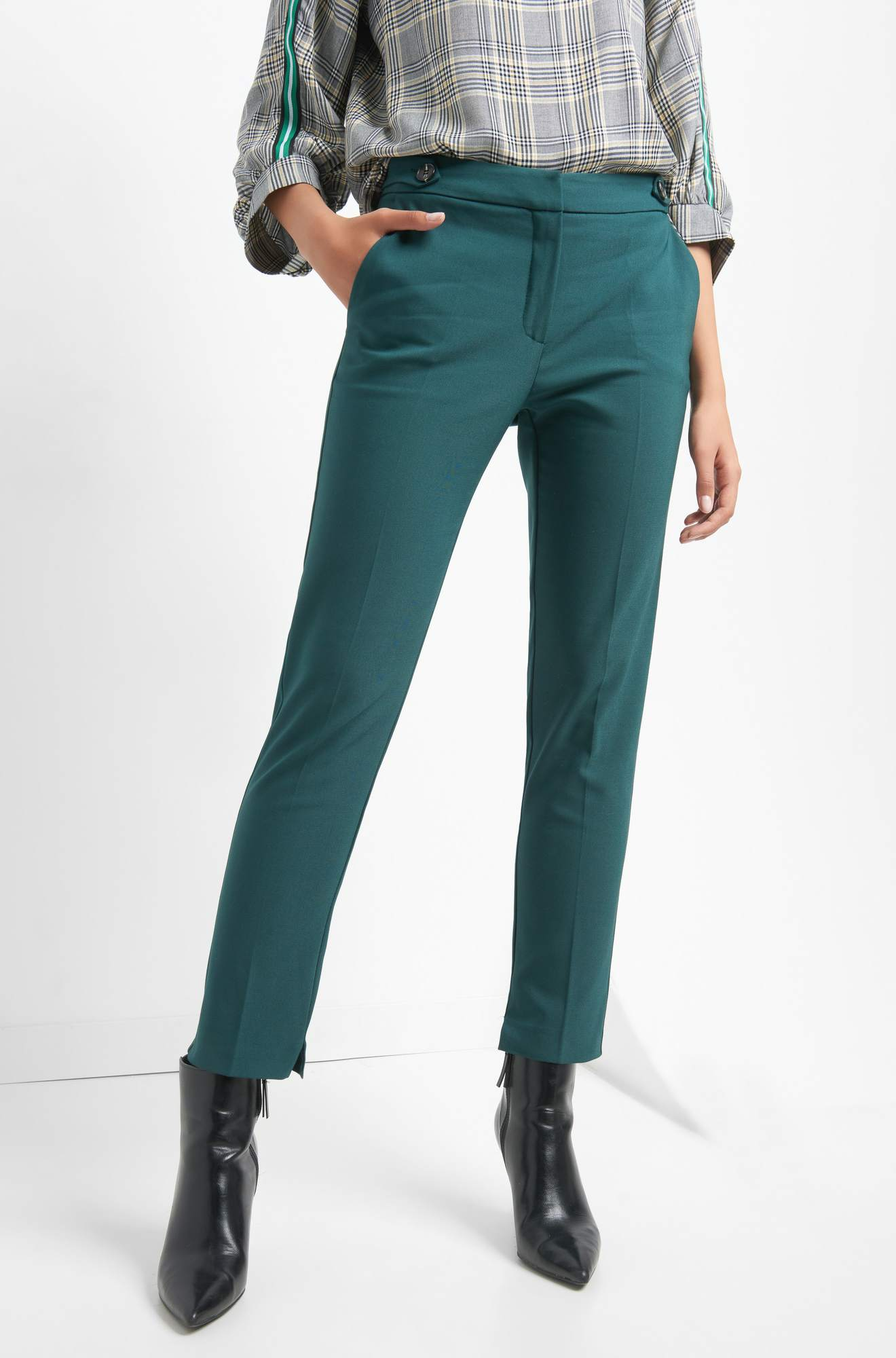 Stylische Ankle Hose