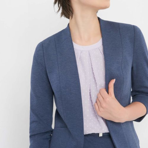 Open Office Blazer